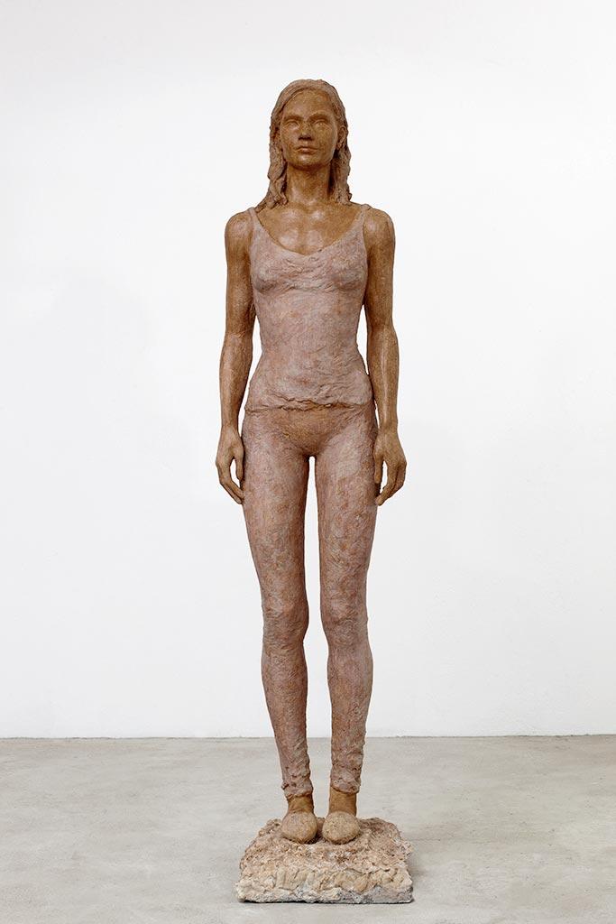 Louisa, Steinguss, 180 cm, 2008