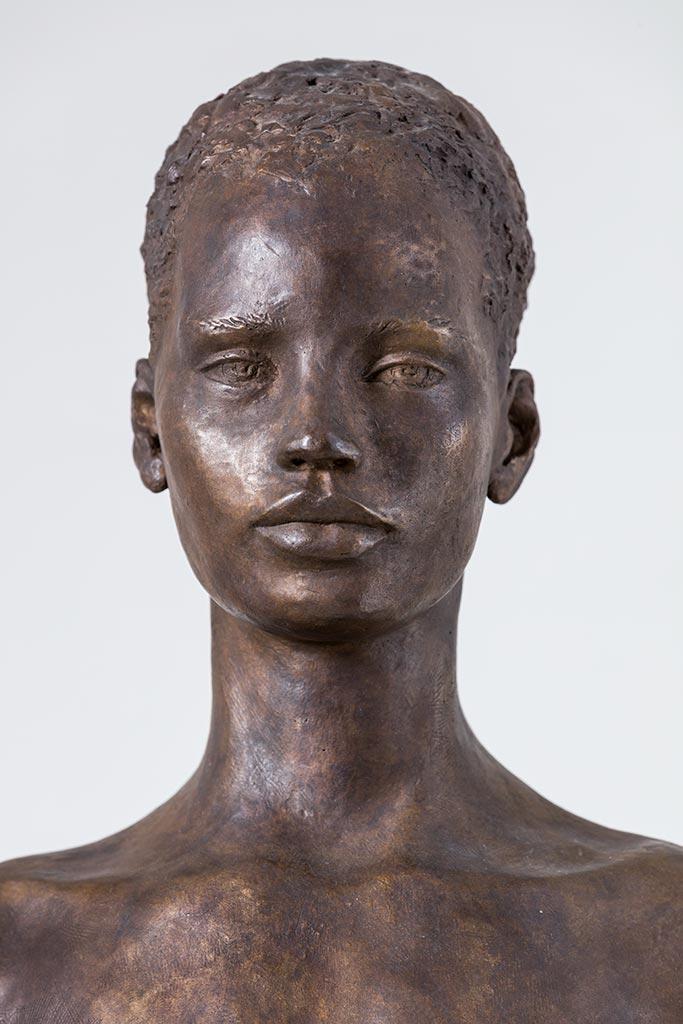 Purple, Bronze, 170 cm, 2012