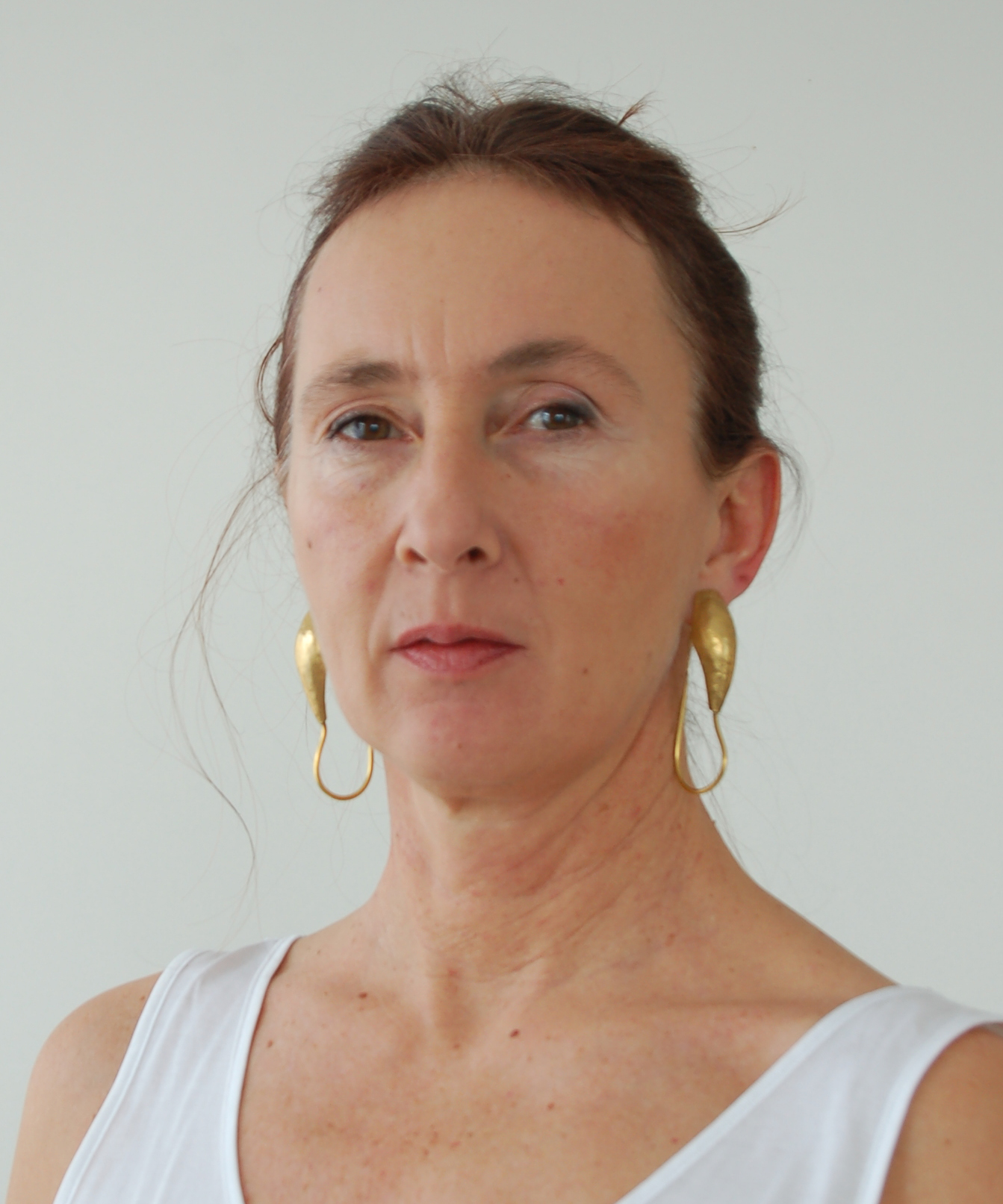 Isolde Frepoli, Selbstportrait